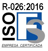 ISO R-026:2016